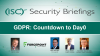 GDPR: Countdown to Day0
