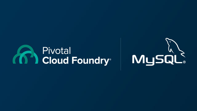 How to Serve MySQL On Demand with Pivotal Cloud Foundry