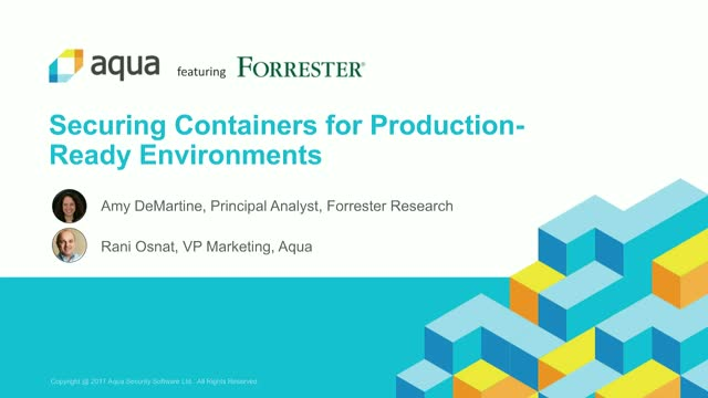 Securing Containers for Production-Ready Environments