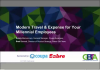 Modern Travel & Expenses for Your Millennial Employees