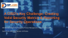 A CISO's Key Challenge: Creating Valid Security Metrics & Reporting For Security