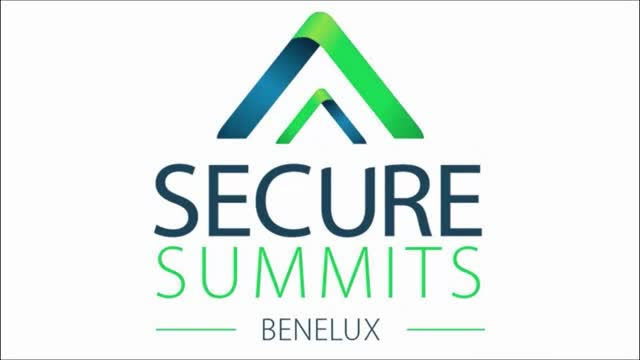 BENELUX 2017 - Security Architecture in Practice
