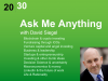 Ask the Innovation Expert: Ask me Anything with David Siegel