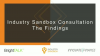 FinTech Industry Sandbox Consultation: The Findings