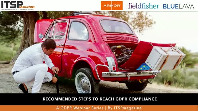Recommended Steps to Reach GDPR Compliance (Part 2 of 3)