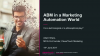Account Based Marketing in a Marketing Automation World
