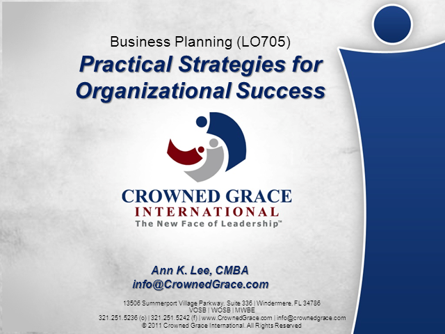 Practical Strategies for Organizational Success
