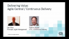 Agile and Continuous Delivery, Better Together