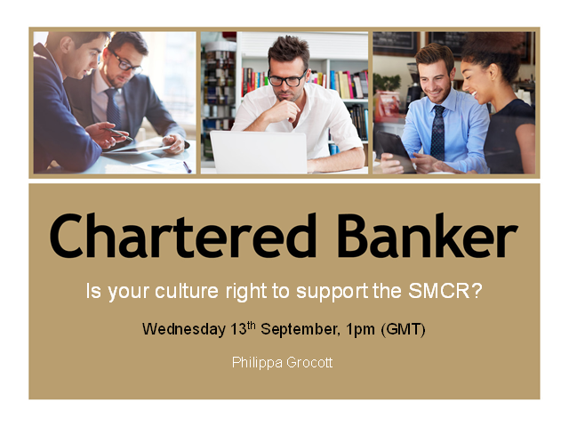 Is your culture right to support the SMCR?