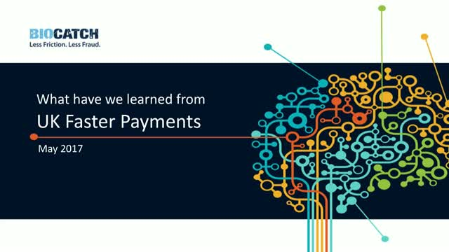 What we've learned from UK Faster Payments