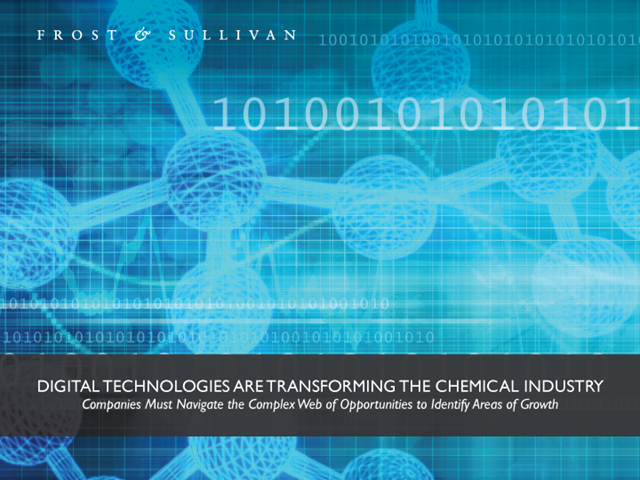 Digital Technologies are Transforming the Chemical Industry