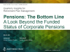 Pensions: The Bottom Line