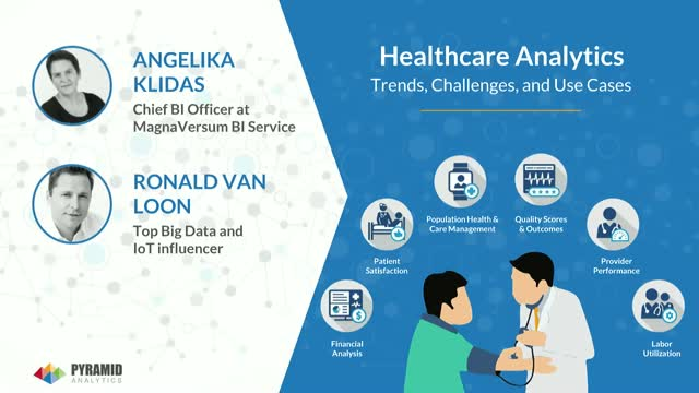 Healthcare Analytics: Trends, Challenges, and Use Case