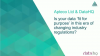 Is your data 'fit for purpose' in this era of changing industry regulations?