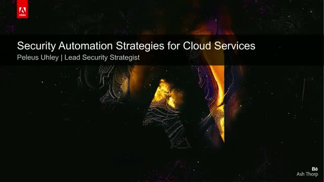 Security Automation Strategies for Cloud Services