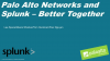 Palo Alto Networks – How to get most from your Splunk App with latest updates