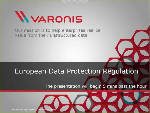 GDPR Is Coming - Are You Ready?