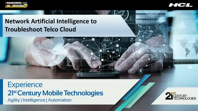 Network Artificial Intelligence to Troubleshoot Telco Cloud