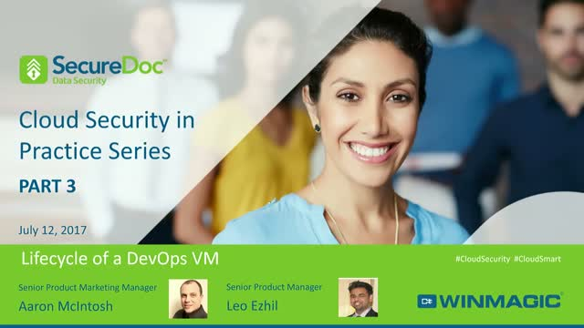 Cloud Security in Practice: PART 3 - A Guide to Facilitating DevOps