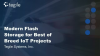 Modern Flash Storage for Best of Breed IoT Projects
