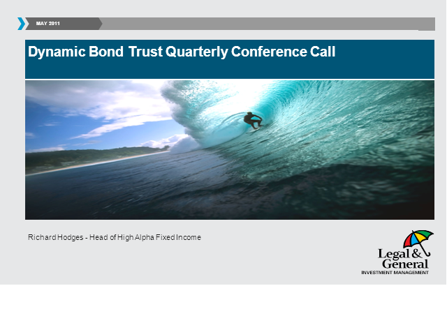 Dynamic Bond Trust - Webcast