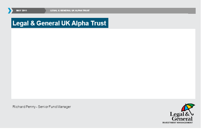 UK Alpha Trust - Webcast