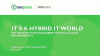 It's a Hybrid IT World: Key Insights for the Journey to Multi-Cloud Environments