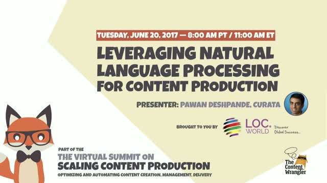 Leveraging Natural Language Processing For Content Production