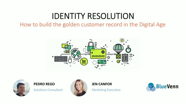 Identity Resolution: How to build the golden customer record in the Digital Age
