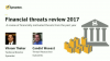 Year in Review: Financial Sector Threat Activity