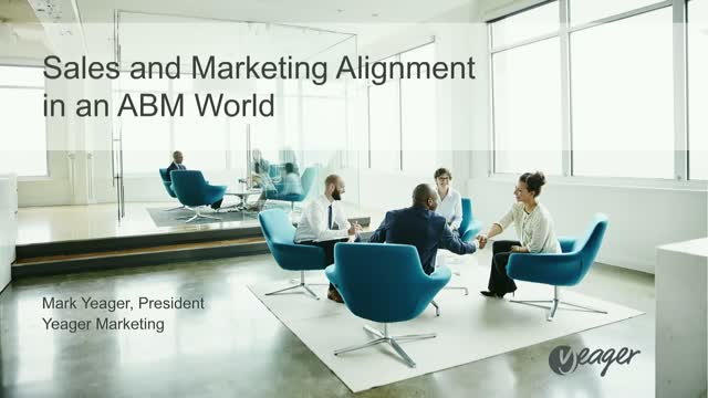 Mastering Sales and Marketing Alignment in an ABM World