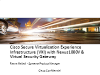 Secure Virtual Desktop with Nexus1000V & VSG