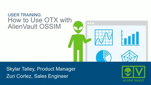 How to Use OTX with AlienVault OSSIM