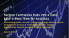 Verizon Centralizes Data into a Data Lake in Real Time for Analytics