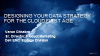 Designing Your Data Strategy for the Cloud First Age