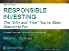 "ESG Investing: The ""Why"" and ""How"" You've Been Searching For"