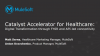 Catalyst Accelerator for Healthcare: Digital Transformation through FHIR & APIs