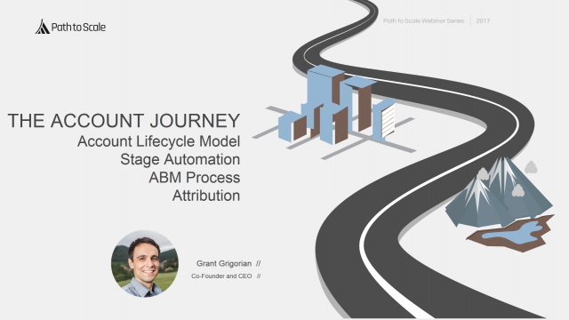 The Account Journey: Stage Automation and Attribution