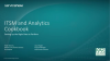 ITSM & Analytics Cookbook: Serving Up the Right Data to Perform