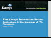 Applications & Shortcomings of ITIL Processes