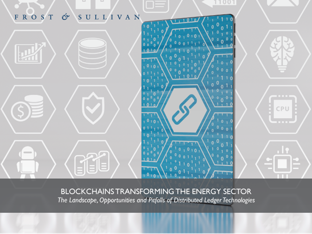 Blockchains Transforming the Energy Sector