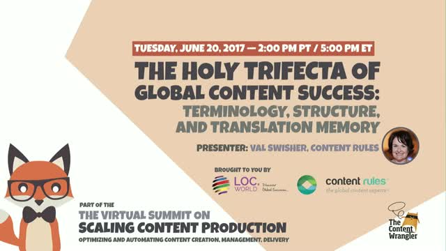 The Holy Trifecta of Global Content Success
