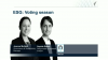ESG Investment: Voting season