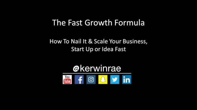 18 Fast-Growth Tips for Small Business
