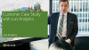 Big Data Warehouse Technologies: Customer Case Study with Just Analytics