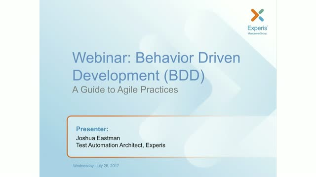 Behavior-Driven Development: A Guide to Agile Practices