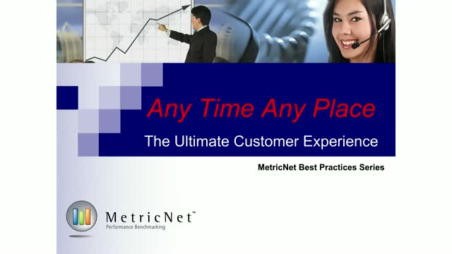 Emerging Trends in ITSM: Any Time, Any Place: The Ultimate Customer Experience!