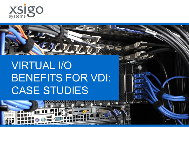 VDI Infrastructure: How to deliver a great user experience