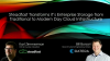 Case Study: Traditional Enterprise Storage to Modern Day Cloud Infrastructure