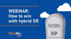 The traditional data center is dead: How to win with hybrid DR